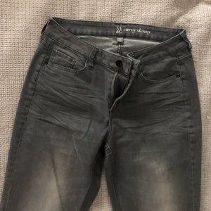 New York and Company Curvy Skinny Jeans